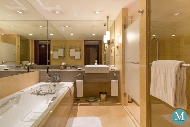 Fairmont Gold Room at Fairmont Makati