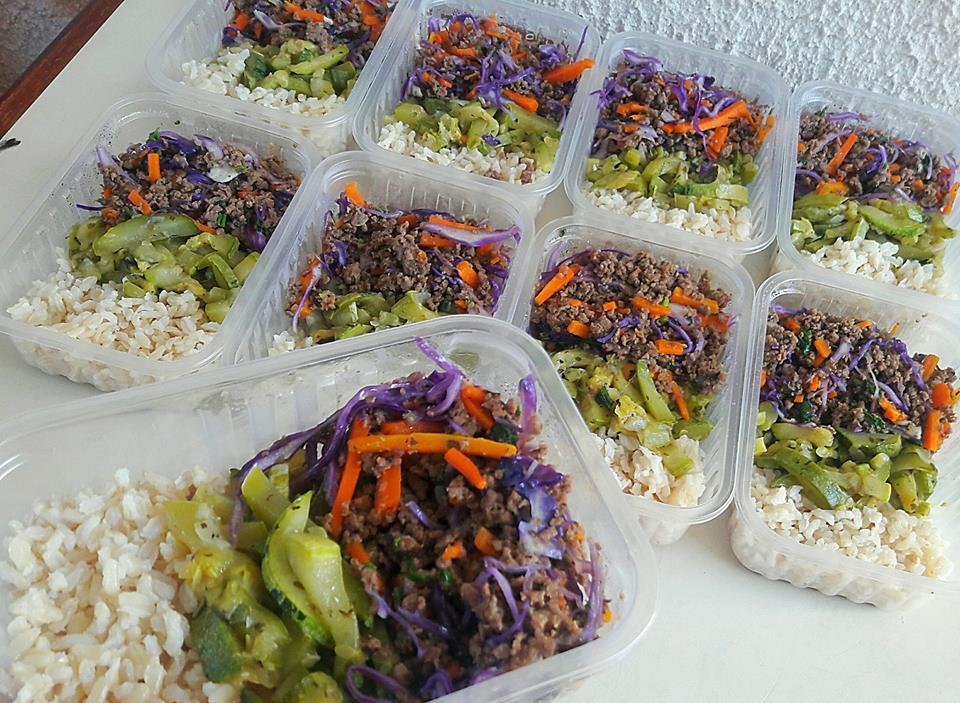 como preparar comida fit como faze arroz soltinho