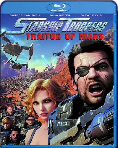Starship Troopers: Traitor of Mars [2017] [BD25] [Latino]