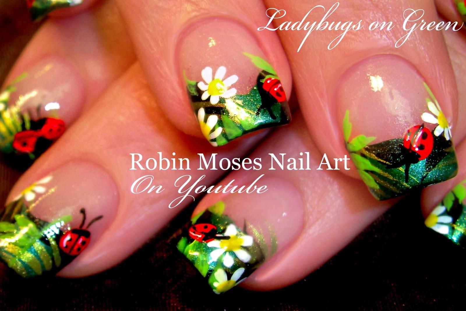 Nail Art by Robin Moses: June 2016