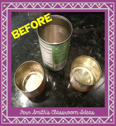 Earth Day Kid Friendly Upcycle Project Directions - Fern Smith's