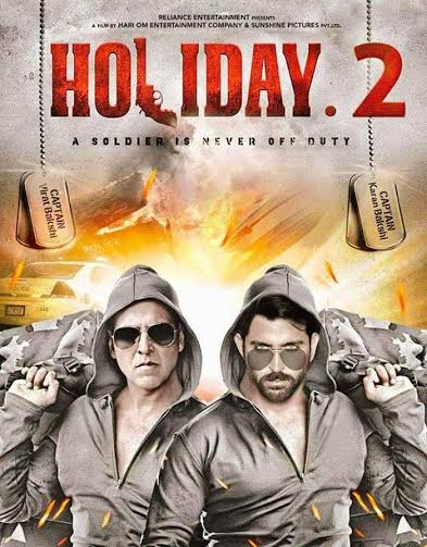 full cast and crew of bollywood movie Holiday 2 2017 wiki, Akshay Kumar story, release date, Actress name poster, trailer, Photos, Wallapper