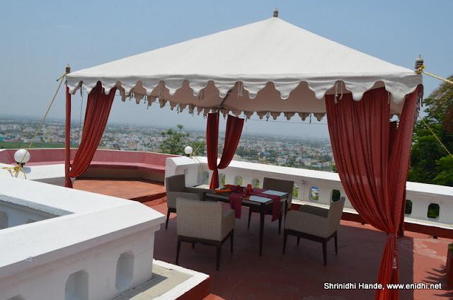 The gateway hotel pasumalai madurai campus pics enidhi for Terrace 6 pub indore