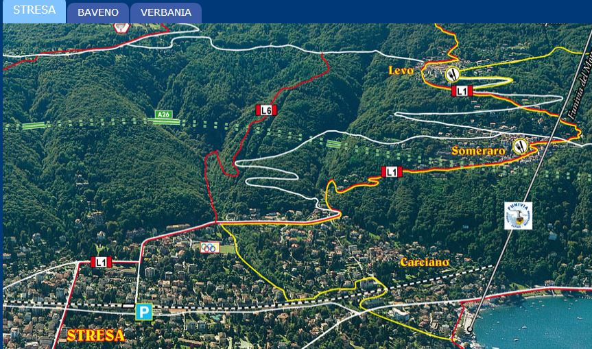 Walking Excellent Trail Maps
