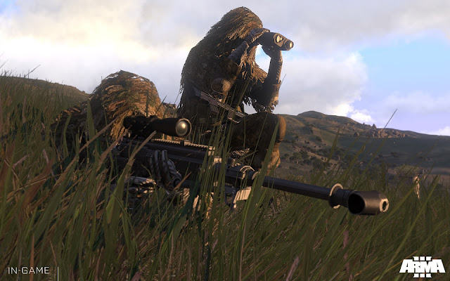 photo du Sniper Package d'Arma 3