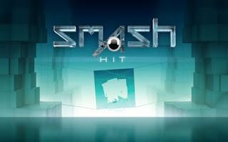 لعبة تحطيم الزجاج Smash Hit كرات لا تنتهي كاملة للاندرويد