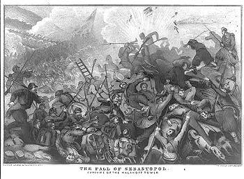 Guerra da Crimeia (1853-1856)