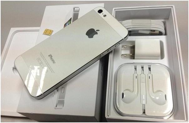 mua Iphone 5s lock giá bao nhiêu