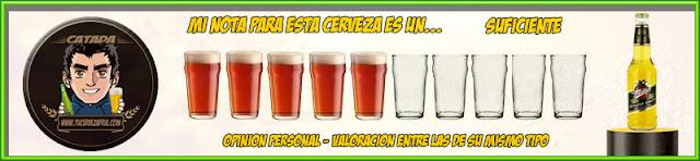 Cerveza MILLER Genuine Draft valoración