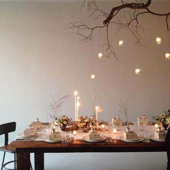 image result for modern farmhouse interior design beautiful tablescape