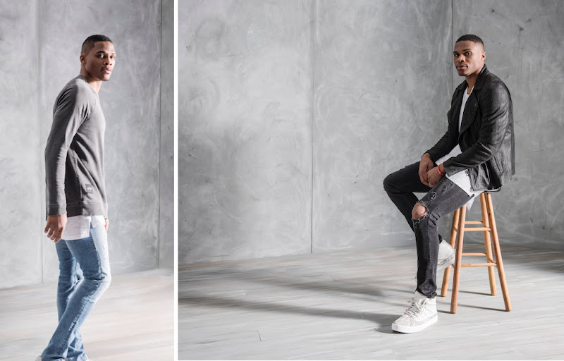 Russell Westbrook X True Religion Collaborate for S/S '16 Collection