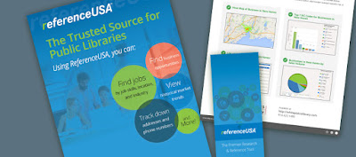 Reference USA The Trusted Source for Public Libraries