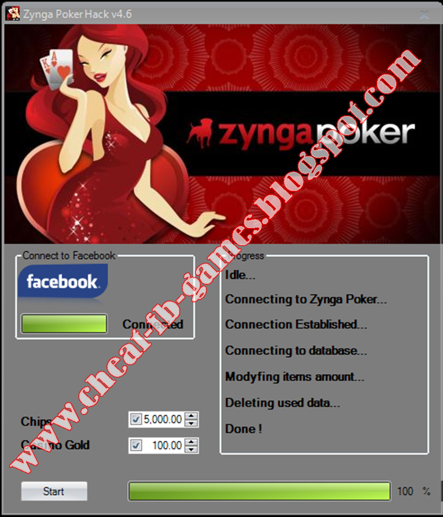 Anonymous Links: [DOWNLOAD] Zynga Poker Hack Cheat Tool v4