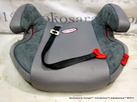 Booster Seat Heyner Group 2 dan 3