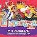 Lollapaloza 2017 já tem data e local.