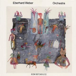 Eberhard Weber - 1988 - Orchestra