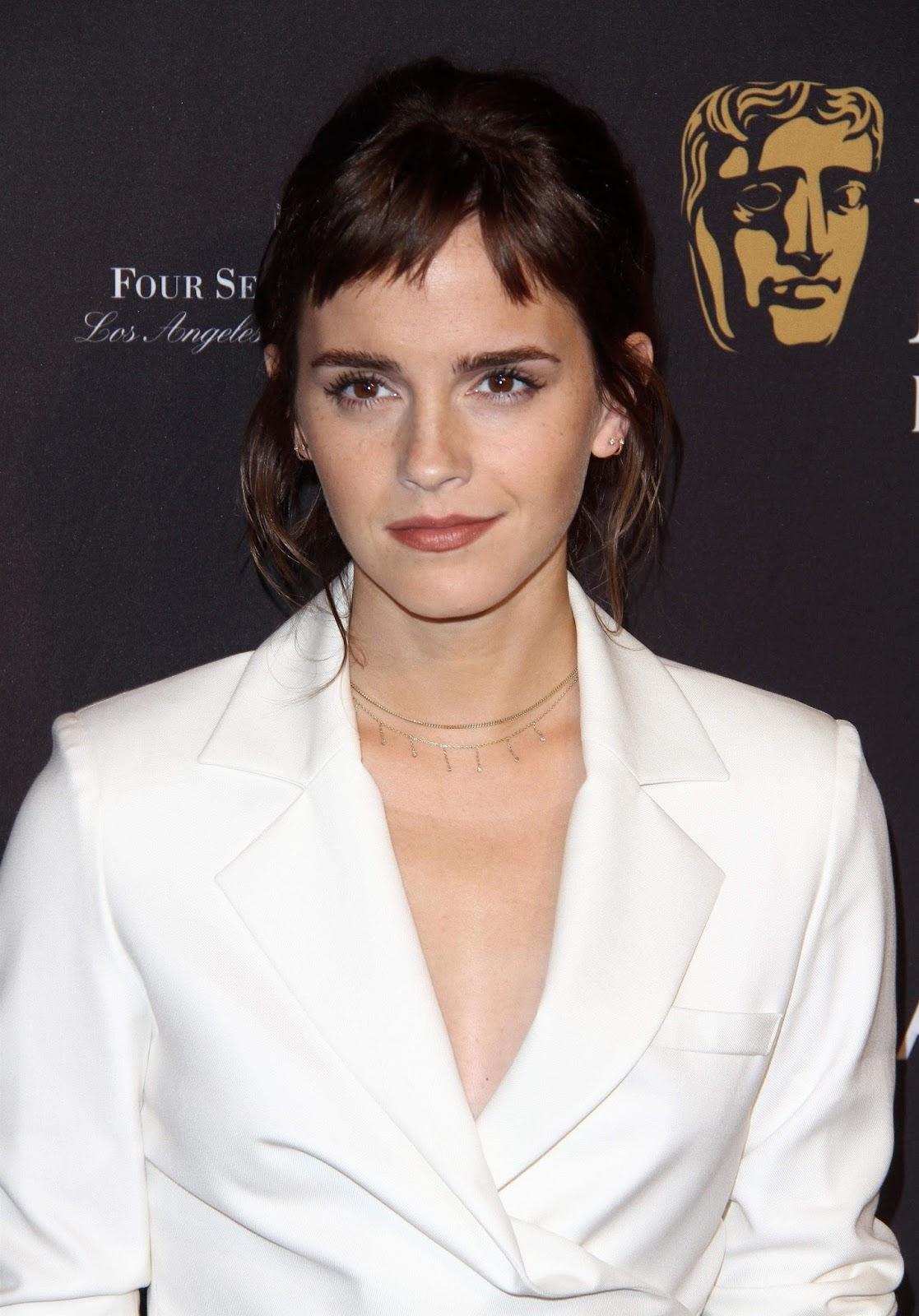 Emma Watson haircut 2018
