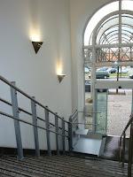 Tor jezdny platformy schodowej Ascendor PLG7