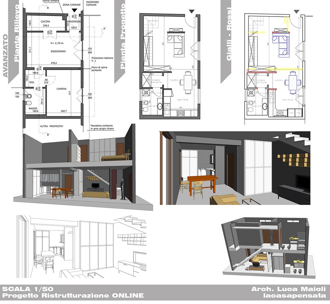 Costo Rilievo Appartamento