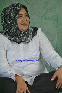 Tunjukan Kepedulian, Bupati Indah Janji Rehab Asrama Mahasiswa Bima Mataram