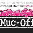 Muc-Off Web Banner and Shop Artwork