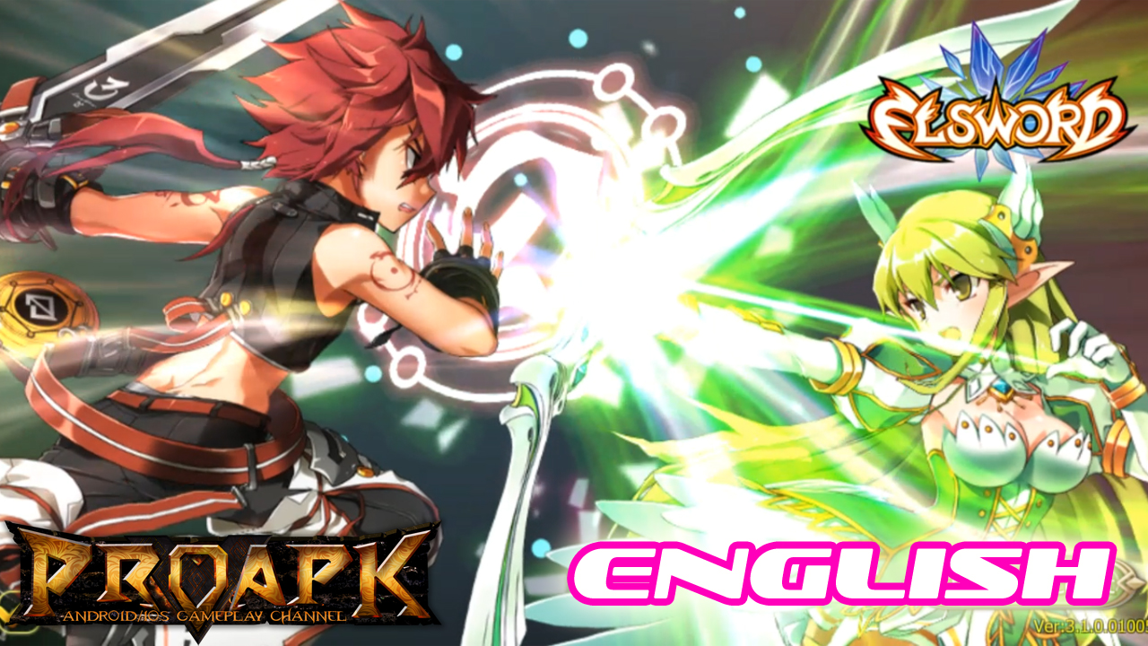 Elsword: Evolution (Elsword Mobile)