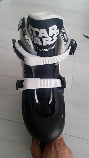 4 Tekerlekli Star Wars Paten