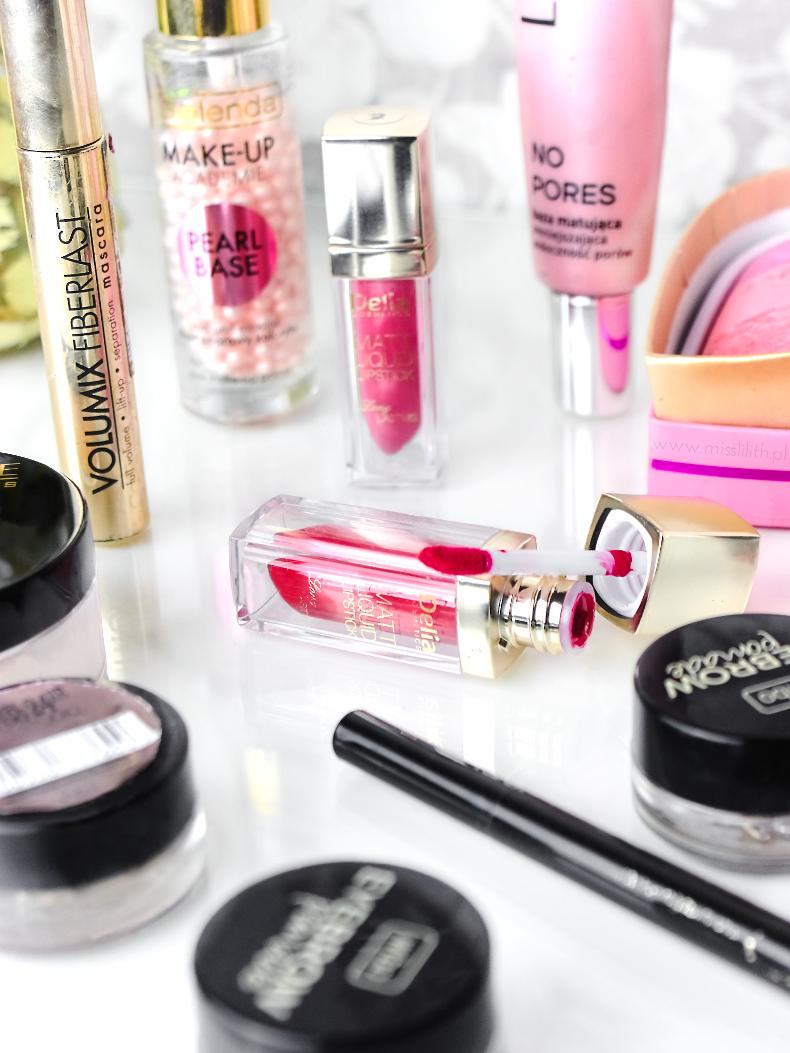 tanie kosmetyki do makijażu warte zakupu blog