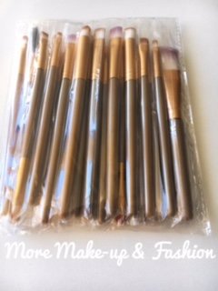 Make-up Pinsel Set / Amazon / Mak-up Brush Review