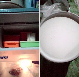 Rahasia Resep Es Cream Lembut Terletak Saat Mixer