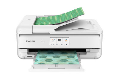 New Canon PIXMA TS9521C Crafting Printer