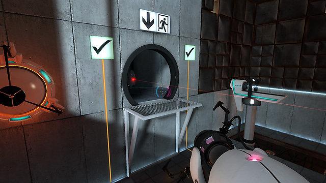 Portal 1 PC Game Free Download Full Gameplay 1