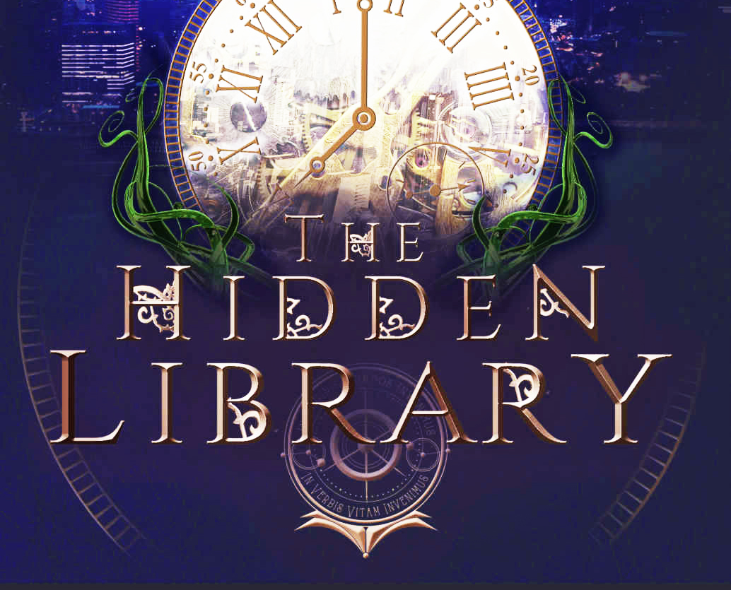 The Hidden Library The Collector's Society Heather Lyons cover