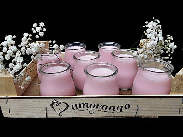 receita iogurte sem acucar de gelatina