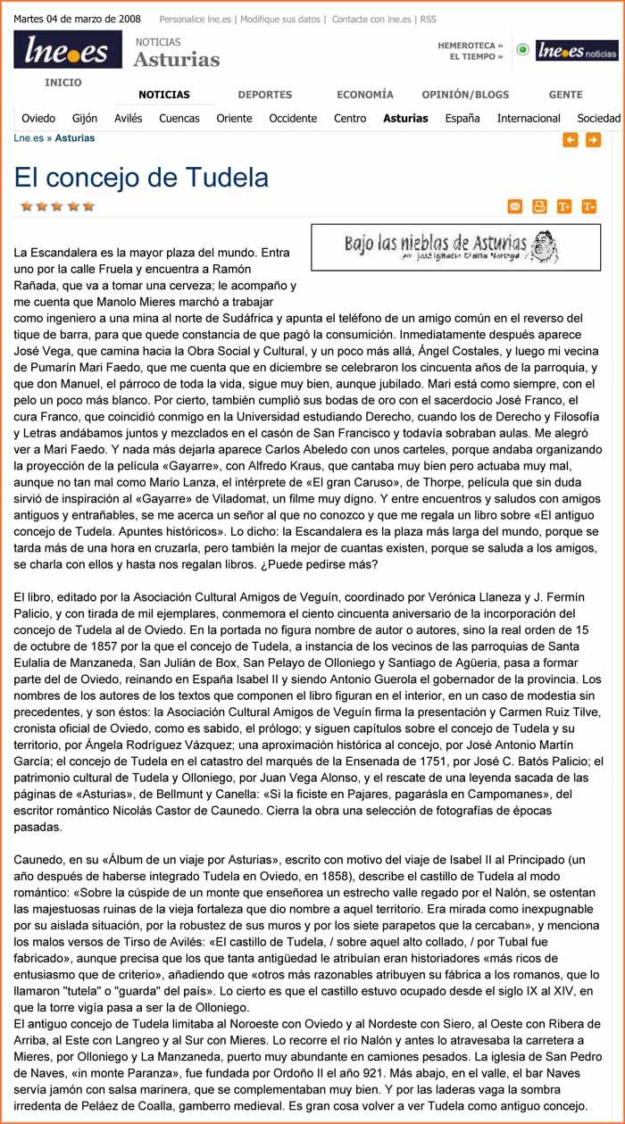Fermin Palicio: El antiguo concejo de Tudela