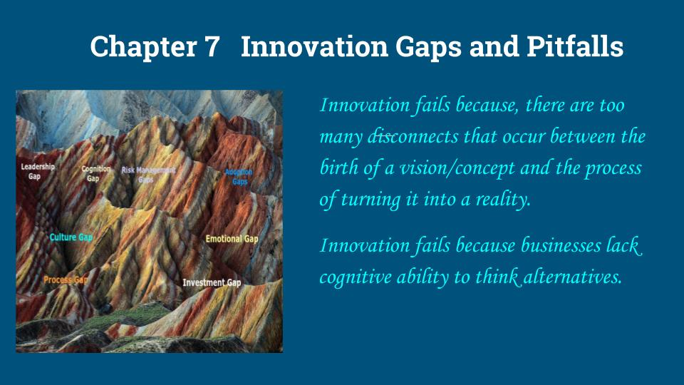 "The New Book ""Unpuzzling Innovation"" Introduction Chapter 7"