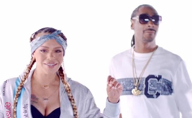 """Snoop Dogg diz """"aceitar jesus"""" e lançara album gospel em parceria com Faith Evans"""