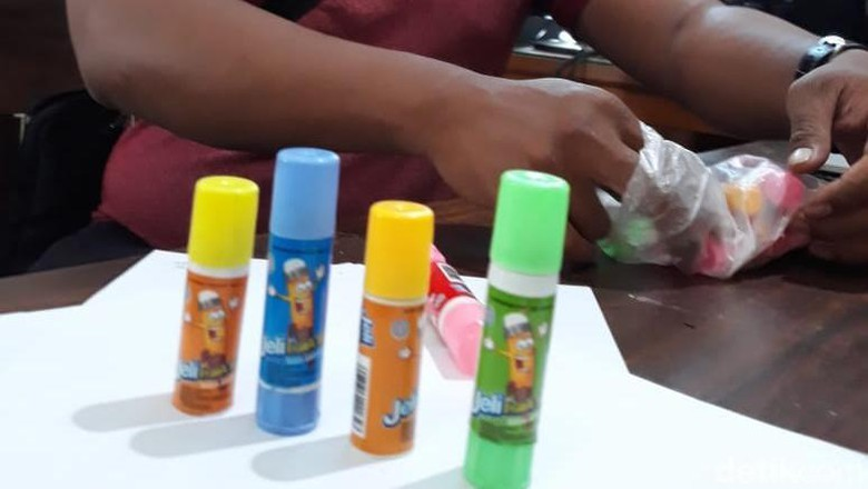 Polda Jateng Imbau Permen Stik Jelly Setop Dijualbelikan