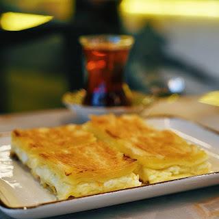 çengelköy börekçisi menü fiyatları porsiyon börek fiyatı