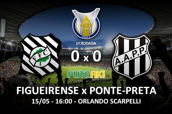 Veja o resumo da partida com os melhores momentos de Figueirense 0x0 Ponte-Preta pela 1ª rodada do Brasileirão 2016.