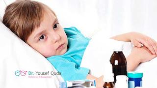 ماذا تعني سرعة الترسيب عند الاطفال؟