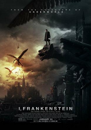 I Frankenstein 2014 Dual Audio BRRip 720p In Hindi English