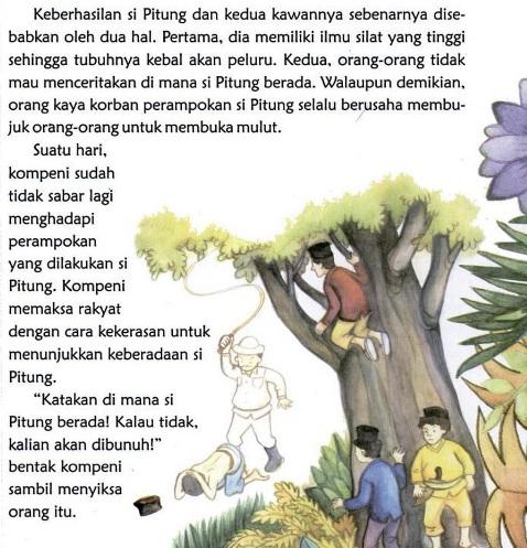 Cerita Rakyat Si Pitung