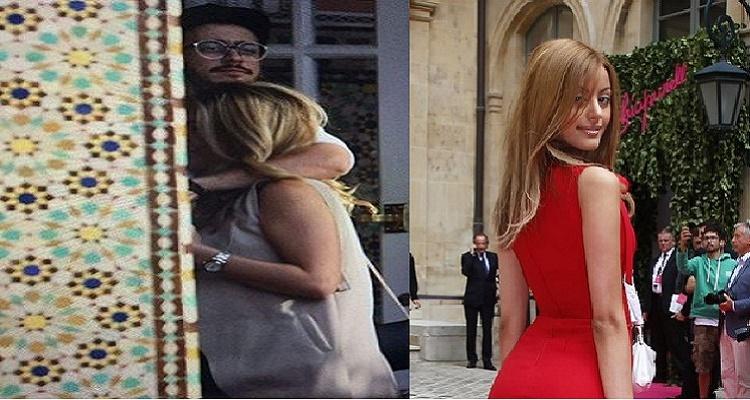صور أخرى صادمة للحسناء التي أطاحت بسعد لمجرد في باريس  ..و أسماء ضحاياها السابقين