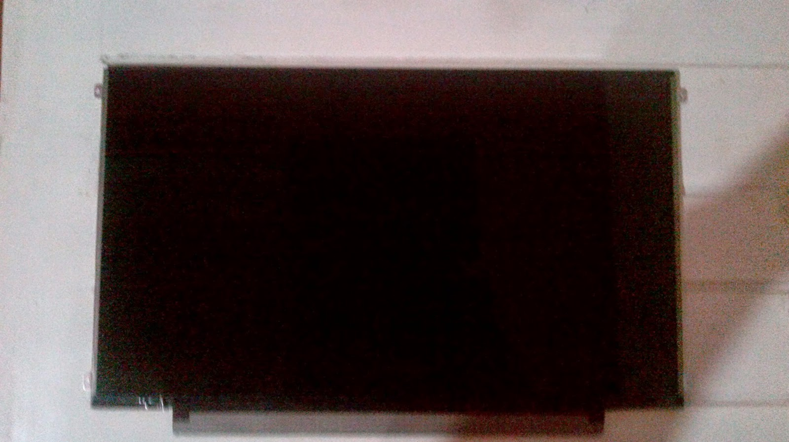 sparepart laptop second led 13,4 slim lepasan laptop MSI