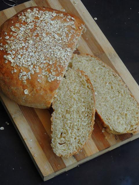 Havrebrød,Danish Oat Loaf