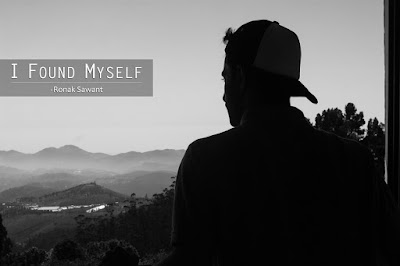 Cover Photo: I Found Myself - Ronak Sawant