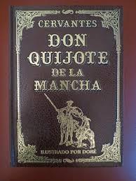 DON QUIOXOTE - BOOK COVER