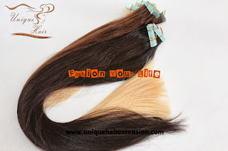no shedding hair extensions