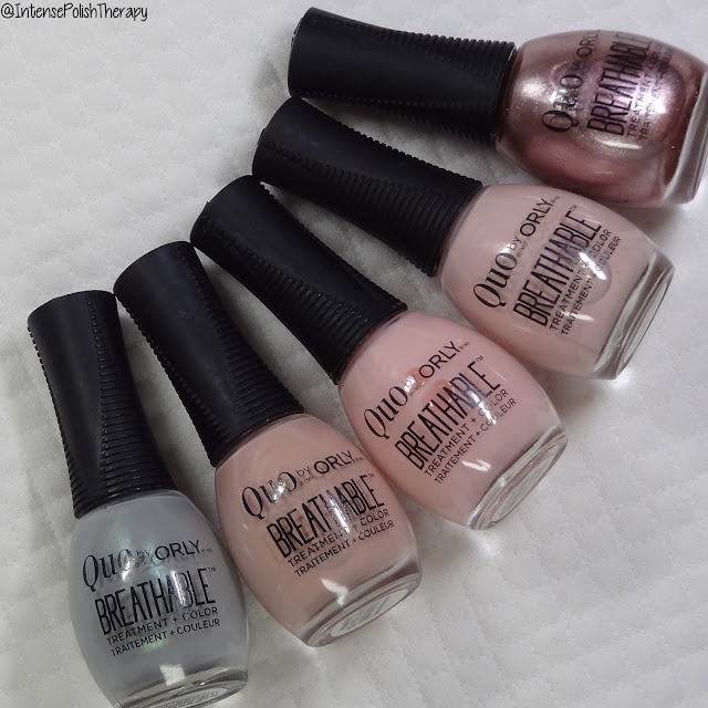Quo by Orly | Breathable Nail Polish